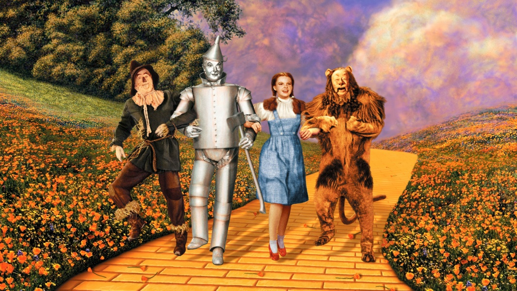 Somewhere Over the Rainbow - The Wizard of Oz (Čarobnjak iz Oza)